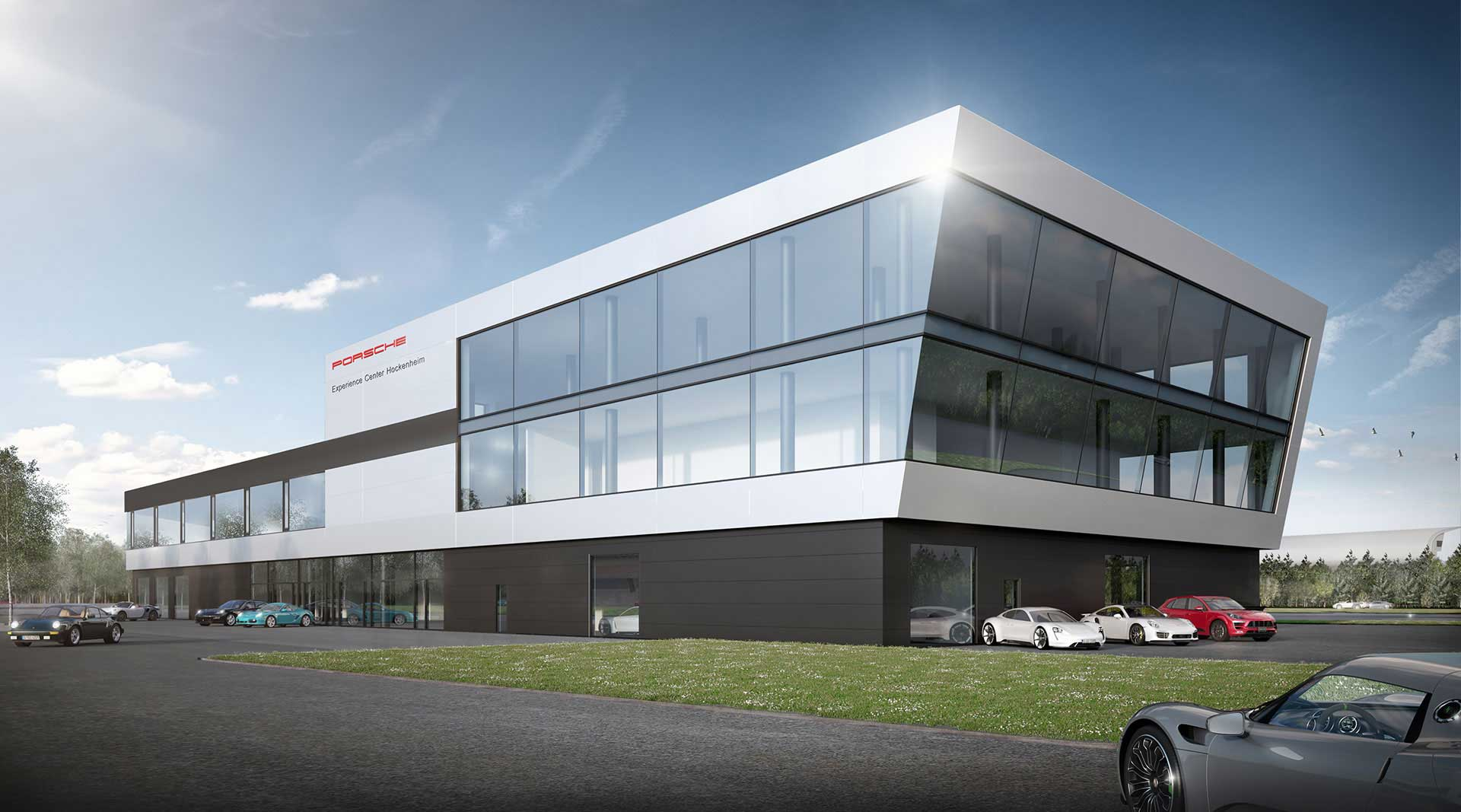 Porsche Experience Center Hockenheimring - by emodrom