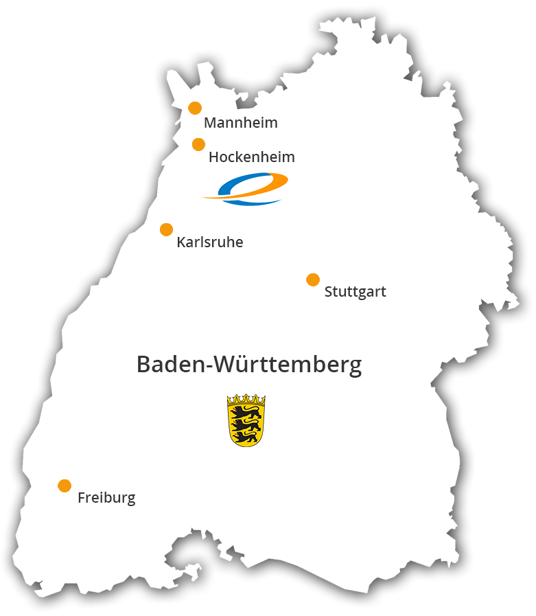 Location Of Emodrom In Baden-Württemberg