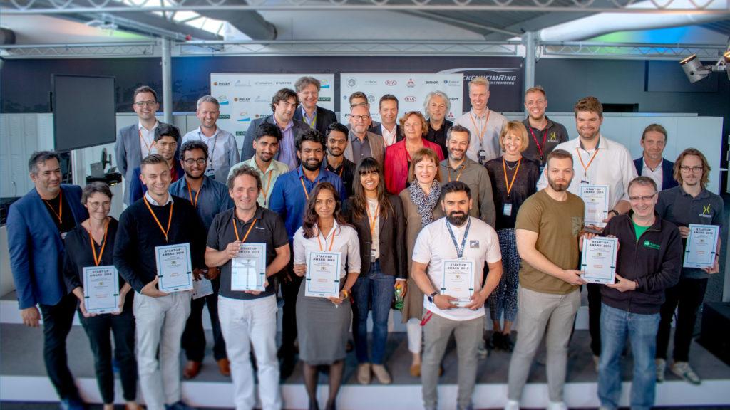 Gruppenfoto Startups