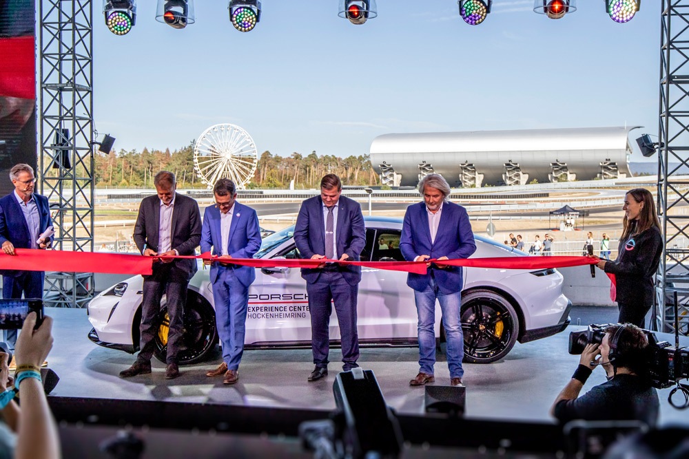Emodrom Hands Over PEC Hockenheimring To Porsche