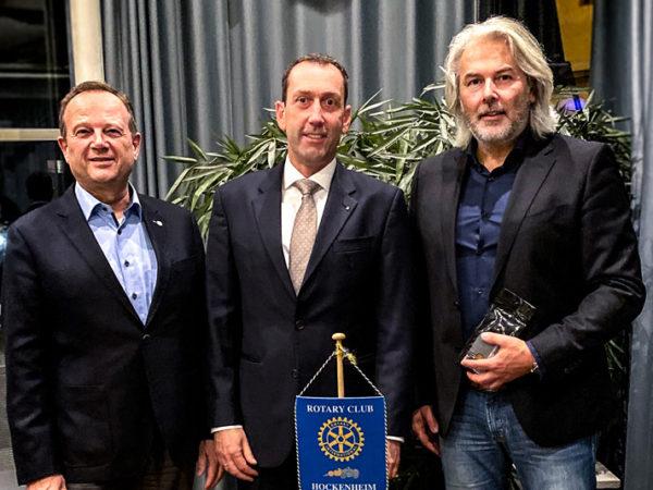 Thomas Reister, Christian Hildebrand Und Peter Wesche
