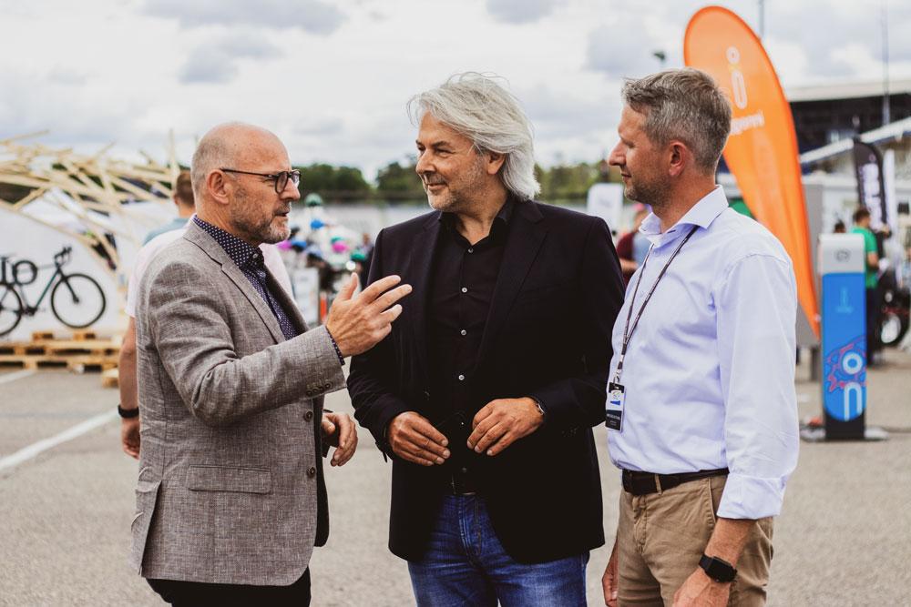 Verkehrsminister Winfried Hermann Lädt Mit  Videobotschaft Zum Digitalen E4 TESTIVAL Start-up Award Ein.