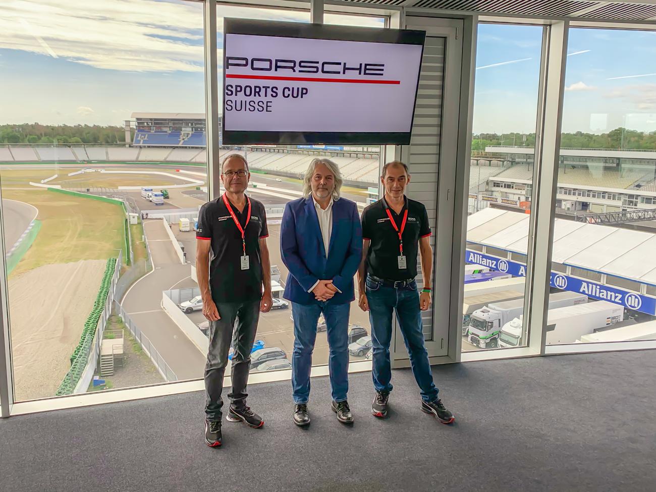 Porsche Sports Cup Suisse 2020